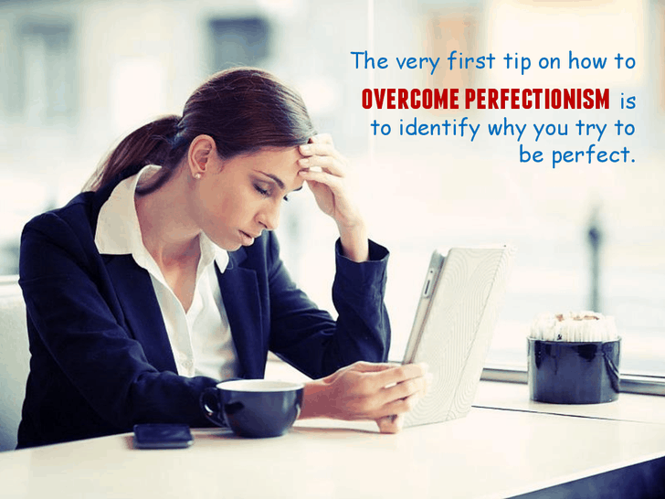 What Can You Do As a Perfectionist?